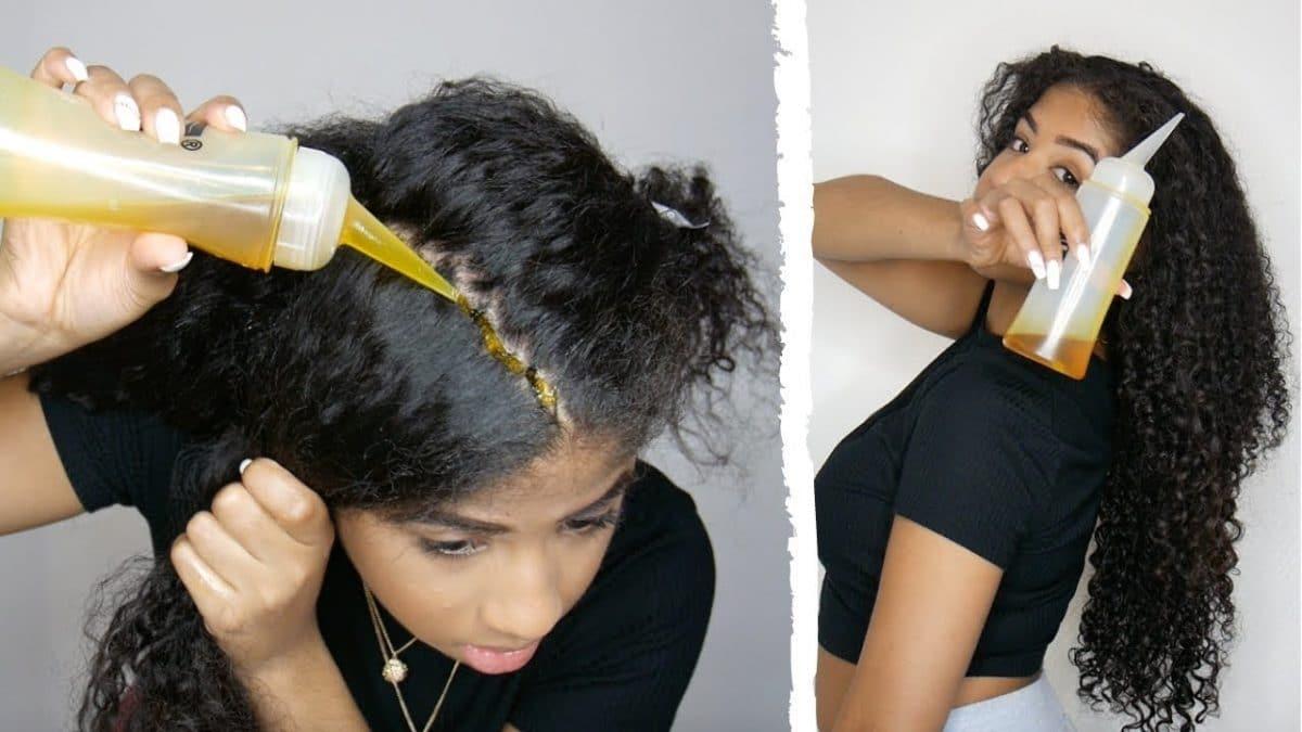 Astuce beauté : Découvrez les bienfaits de l'huile d'olive sur vos cheveux !
