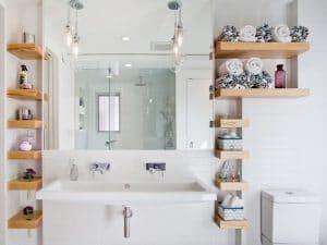 Astuces déco : Quelques idées pour vous aider à décorer votre petite salle de bain !