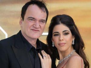Quentin Tarantino et sa femme Daniella vivent l'amour fou, le couple s'affiche fièrement sur les tapis rouges !