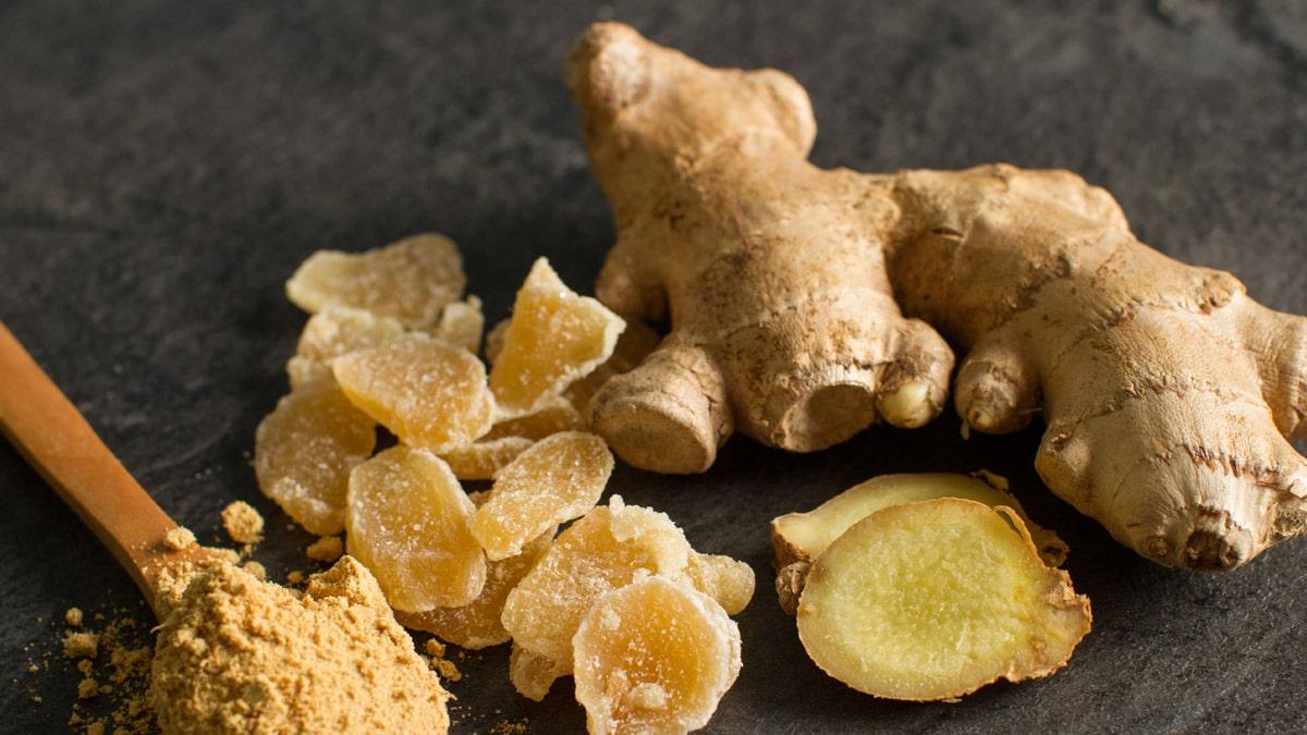 Pourquoi faut-il consommer du gingembre quand on passe la cinquantaine?